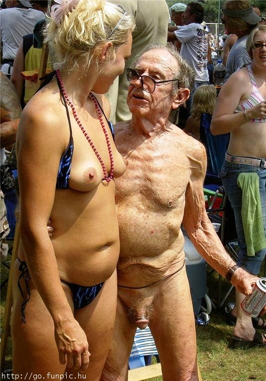 Голые деды фото