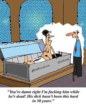 Adult Cartoons, Over the Hill, Getting Old, Senior Citizen Humor - Old age ...