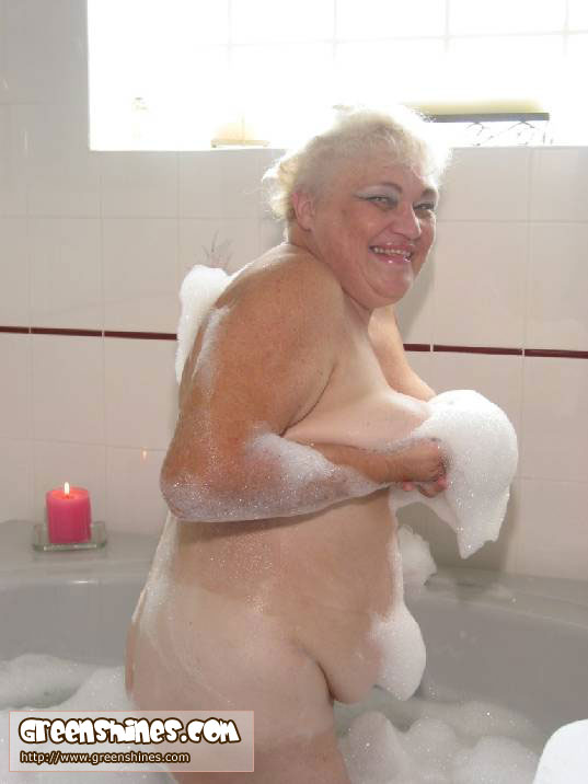 Grandma Is Naked 6